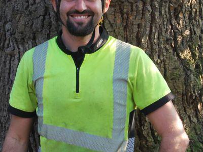 Giuseppe Ringhini arboricoltore certificato E.T.W.